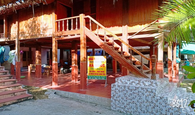 Homestay No 8 Pom Coong