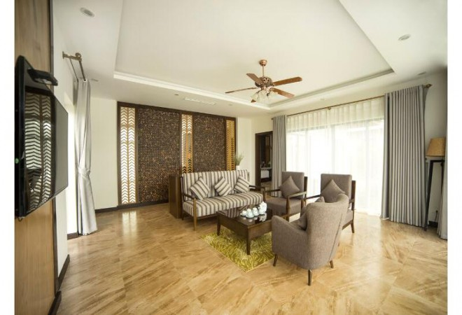 Biệt thự Deluxe 01 phòng ngủ ( Deluxe Villa)